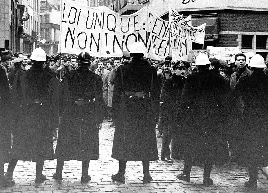Grève de 60
