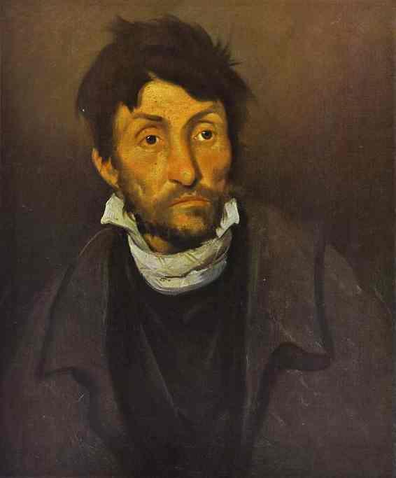 Théodore_Géricault_-_L'Aliéné