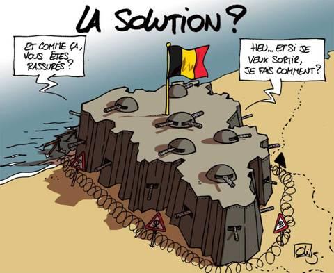 sécurité Belgique