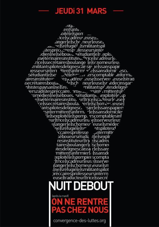 Afiche du 31 mars