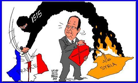 Hollande-Daech